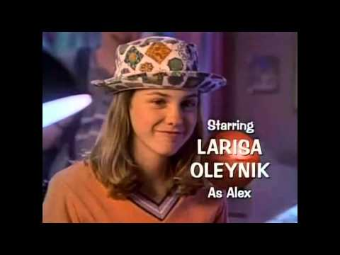 El mundo secreto de Alex Mack - Intro (Series 90s)