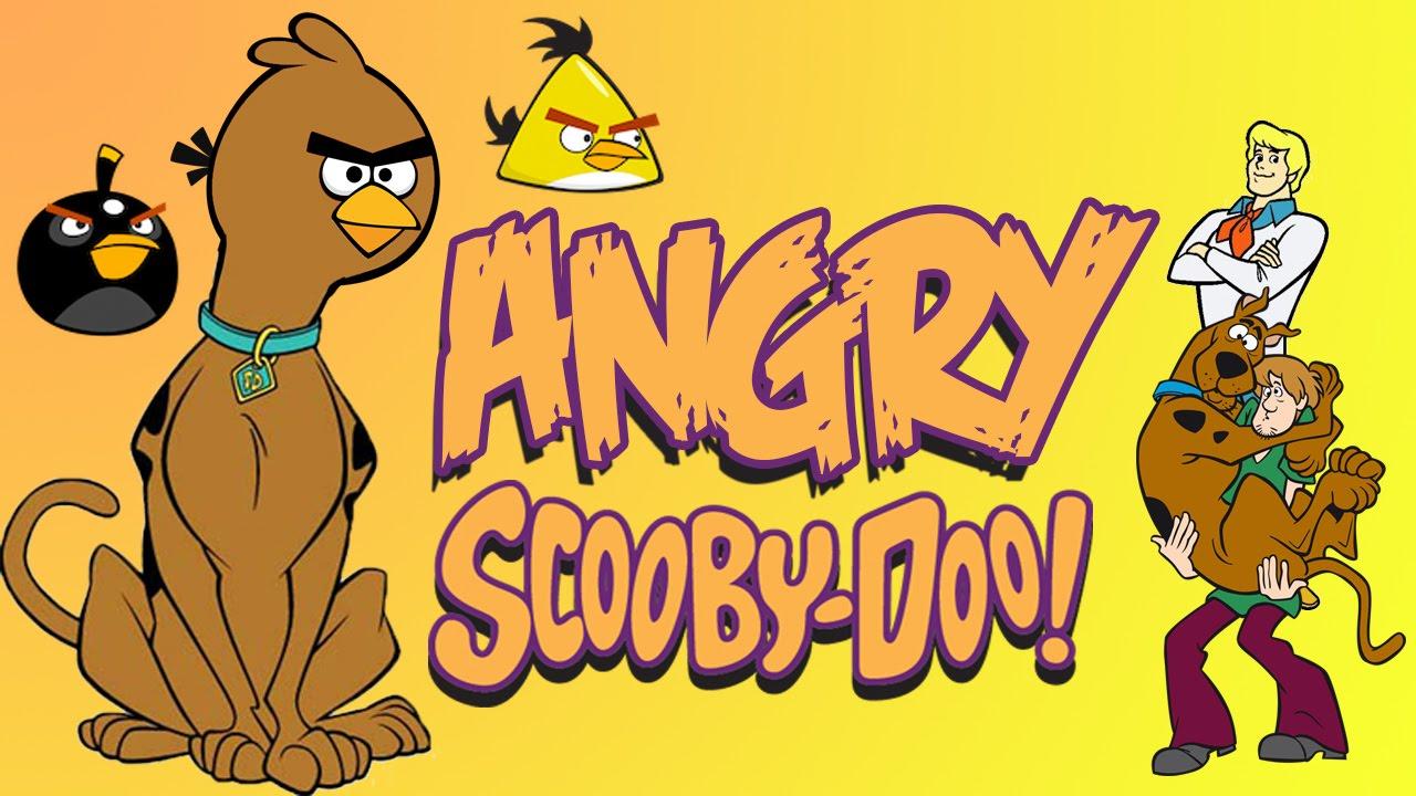 Angry scooby doo angry birds meet scooby doo youtube - Sammy de scooby doo ...