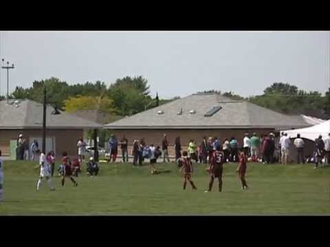 Tecumseh Warriors vs Windsor Wheels Kickoff Cup Final  2013 05 26