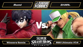 RSH Ultimate #54: Rumi (Joker) vs DAMN. (Terry) - Winners Semis