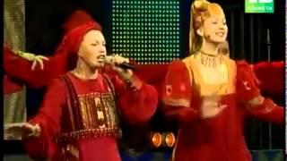 Надежда Бабкина поёт по татарски