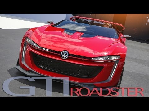 VW Golf GTI Roadster - Golf R400 | Woerthersee 2014 Highlights