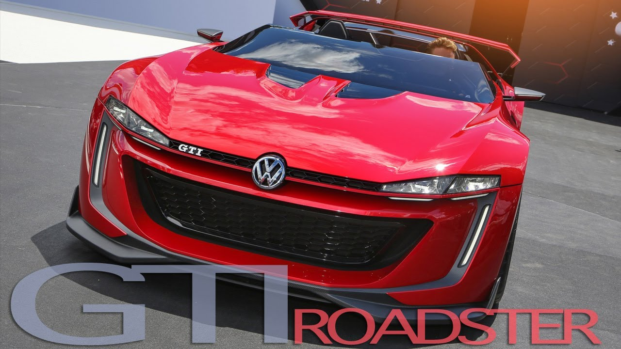 VW Golf GTI Roadster  Golf R400  Woerthersee 2014 Highlights