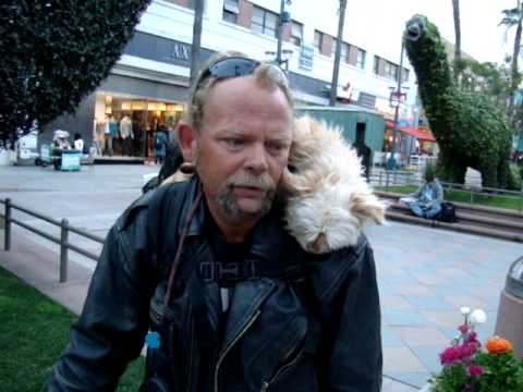 Jeff and Cinco - Homeless in Santa Monica