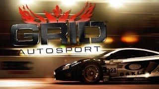 #2 Zagrajmy w GRID: Autosport (Let's Play) - Wyścigi nocne - Polski Gameplay (Dubbing)