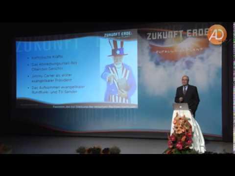 Prophetie: Amerika (Dr. Gerhard Padderatz)