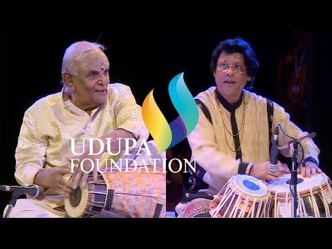 Udupa Music Festival - Vidwan Umayalpuram K Sivaraman & Pandit Anindo Chatterjee