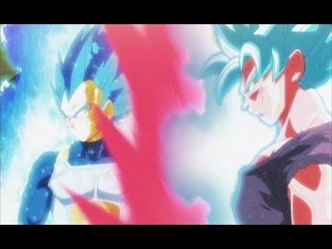 ドラゴンボール超 第123話予告 「全身全霊全力解放!悟空とベジータ!!」
