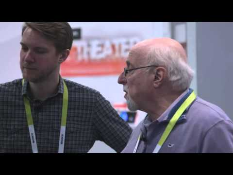 Walking the CES 2016 show floor with Walt Mossberg