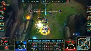 World Championship - C9 Vs. IM - Top Die Jungle Die