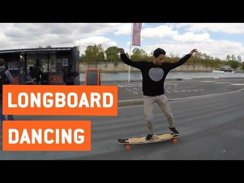 Longboard Dancing Skills On Wheels