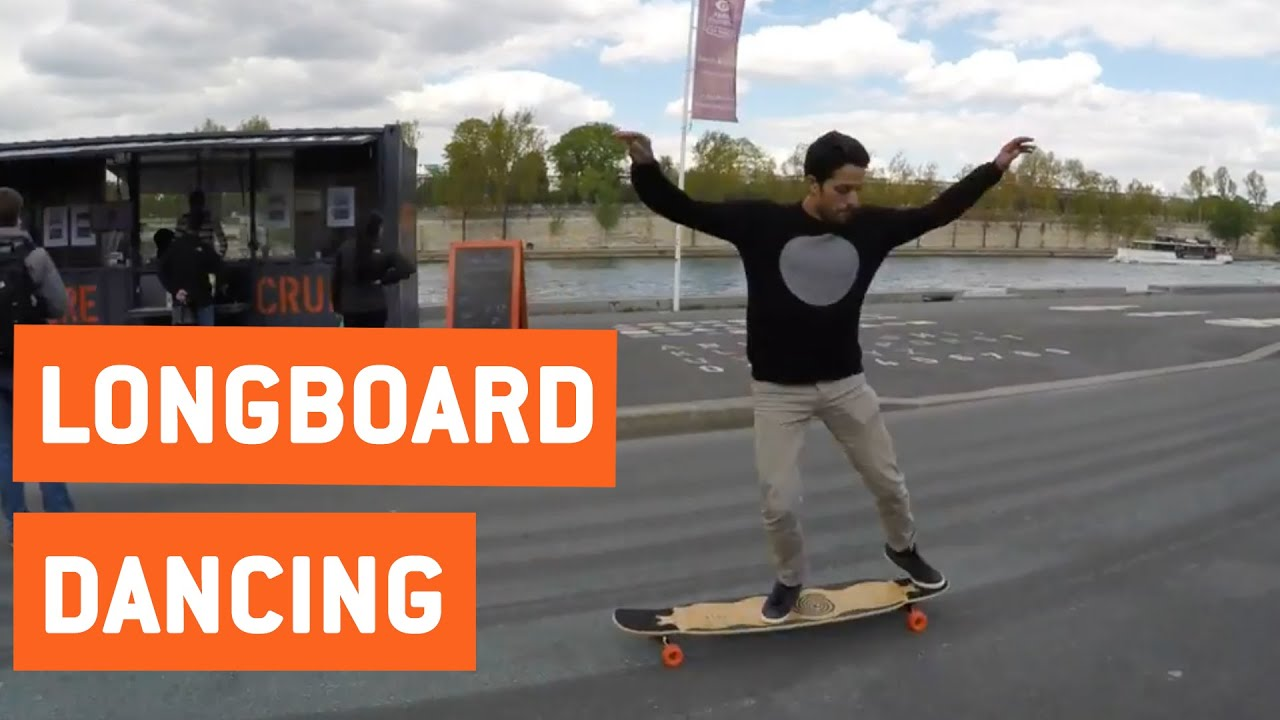 Insane Longboard Dancing | Skills On Wheels