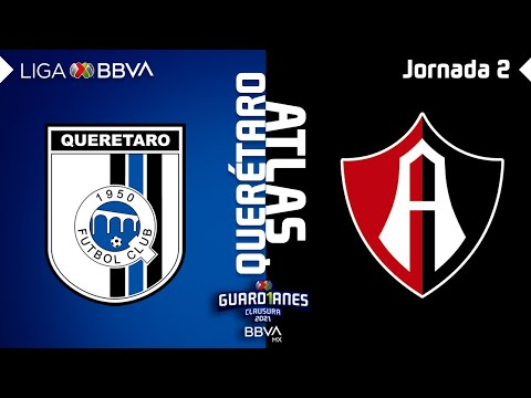 G.B. Queretaro Atlas Goals And Highlights