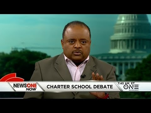 Roland Martin Blisters AFT Boss For Comments About Charter Schools & Segregation