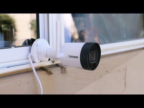 Defender Guard – 2K Wireless Security Camera