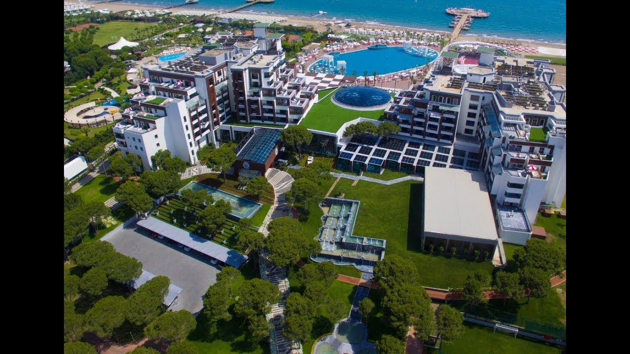 Selectum Luxury Resort Belek Etstur Youtube