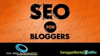 Cara Setting SEO di Blogspot