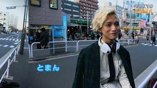 TOKYO TIGER SCROL...