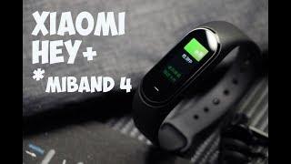 Обзор Xiaomi Hey+ (Black Plus) - Да это же Mi Band 4