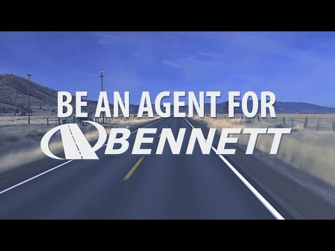 Freight Agent Opportunities with Bennett Motor Express