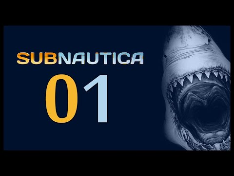 Subnautica Gameplay Part 1 (CALL OF THE DEPTHS)