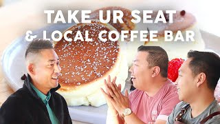 Take Ur Seat & Local Coffee Bar