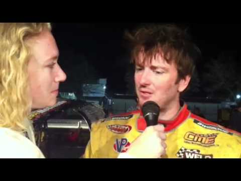 Tim McCreadie - Albany-Saratoga Speedway