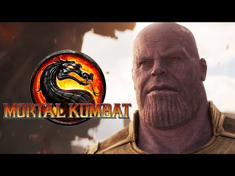Avengers Infinity War - Mortal Kombat Song
