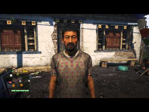 Far Cry 4 Ajay Laughing