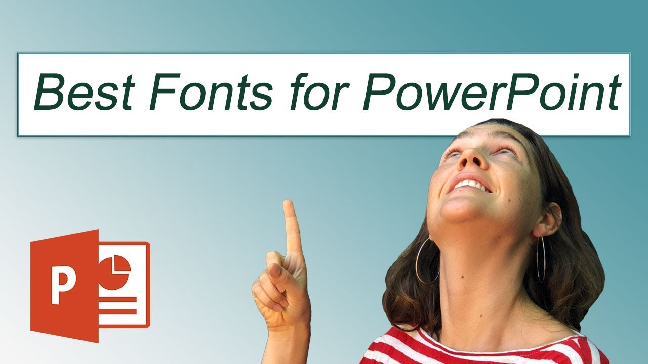 9 PowerPoint fonts that work in all versions of PowerPoint