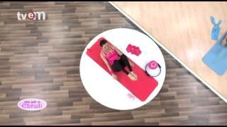 Ebru Şallı İle Pilates Egzersizleri 7.Bölüm