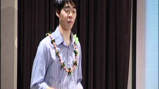 TEDxYouth@Punahou - Evan Chinn - Actor, Achiever!