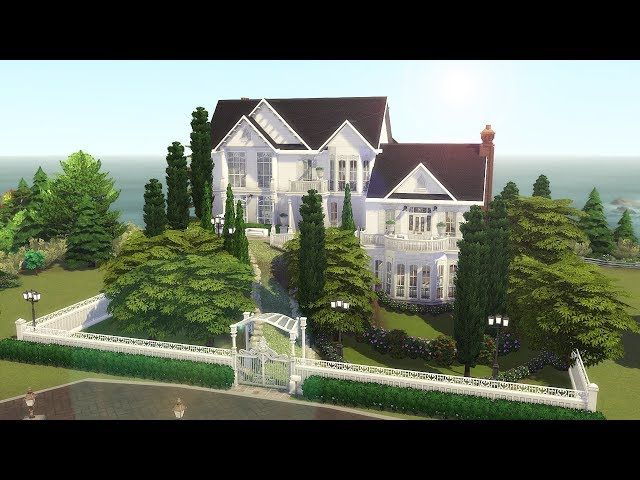 CASA FAMILIAR ISOLADA (Secluded Family Home)?The Sims 4 (Speed Build)