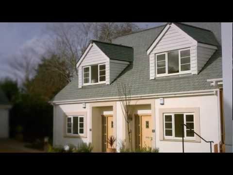 Publicity web film for South West new homes developer