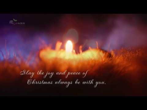 クリスマス動画カード1/グリーティングカード