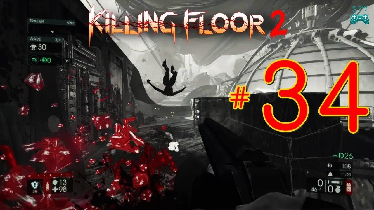 Killing Floor 2 Ps4 Part 34 The Summer Sideshow