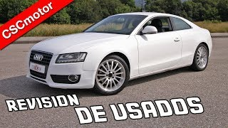 Audi A5 con 500.000 kilómetros| Usados