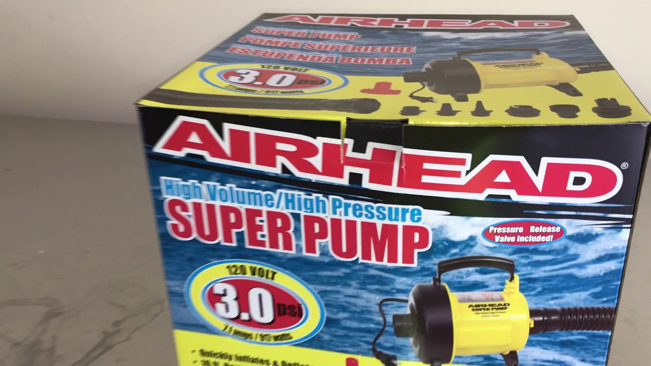Airhead SUPER PUMP 120v