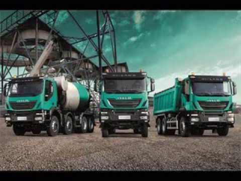 Soferska Pesma - Kamion Iveco (New Video)