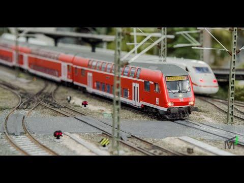 Märklin 36637 Elektrolokomotive BR 147 TRAXX AC 3 LM DB AG Sound mfx H0