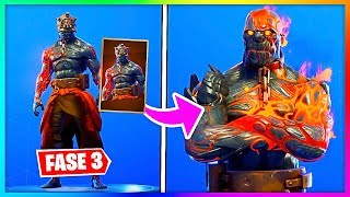 How to GET *PHASE 3* PRISONER in Fortnite !!! (Location Phase 3 SKIN Revealed Prisoner)