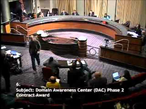 Jan. 28, 2014 Oakland Public Safety Committee - DAC Phase II Funding