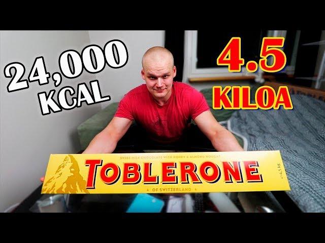 Maailman Suurin Toblerone