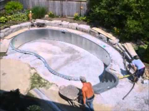 Pool Installation by Jones Pools