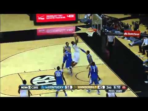 01/11/2014 Kentucky vs Vanderbilt Men