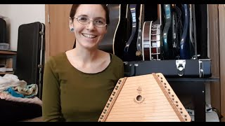 Pentatonic Tunings for the Zither, Lap Harp, or Psaltery