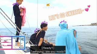 HOW BTS PROTECT & SUPPORT TAEHYUNG! #2
