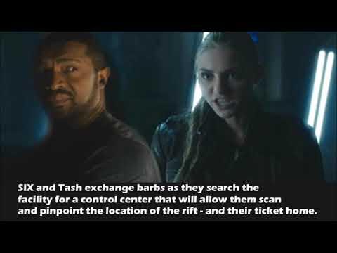Download Dark Matter Season 4, Virtual episode 4.01 Act 3