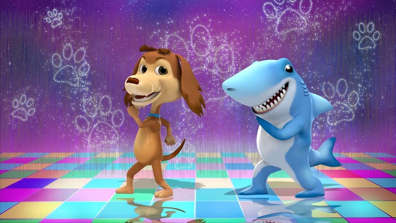 Chocolo e o Tubarão - MEU CACHORRO CHOCOLO -Músicas pra brincar e cantar.