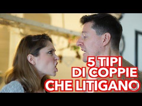 5 TIPI DI